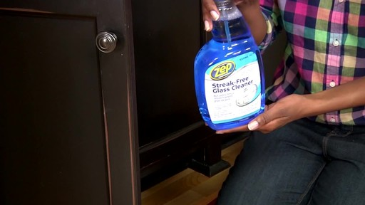 ZEP Commercial Streak-Free Glass Cleaner - image 1 from the video