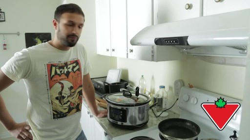 Hamilton Beach Slow Cooker - Remo's Testimonial - image 10 from the video
