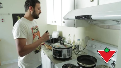Hamilton Beach Slow Cooker - Remo's Testimonial - image 6 from the video