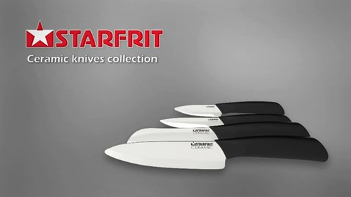 Starfrit Ceramic Utility Knife 187 English Canadian Tire