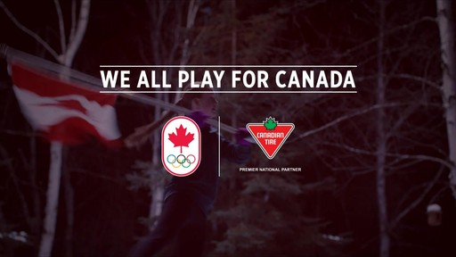 Celebrate  – : 30 TV commercial (We All Play for Canada) - image 10 from the video