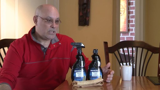 Simoniz Leather Products - Sergio's Testimonial - image 1 from the video