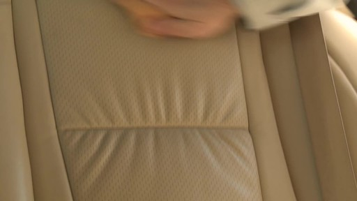 Simoniz Leather Products - Sergio's Testimonial - image 3 from the video