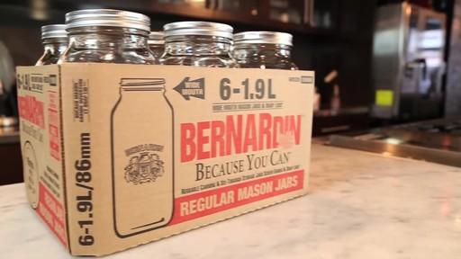 Bernardin Regular 1.9 L Jar - image 2 from the video
