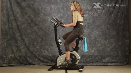 Xterra XT450SGU Self Generating Upright Bike - image 2 from the video