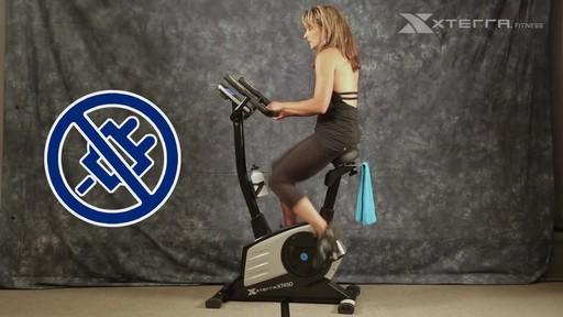 Xterra XT450SGU Self Generating Upright Bike - image 3 from the video
