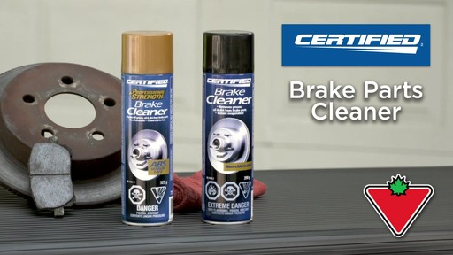 Certified Chlorinated Brake Cleaner - image 2 from the video