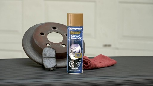 Certified Chlorinated Brake Cleaner - image 9 from the video