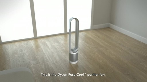 Dyson Pure Cool Purifier Fan - image 3 from the video