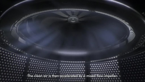 Dyson Pure Cool Purifier Fan - image 6 from the video