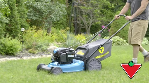 Yardworks Gas Mowers - image 1 from the video