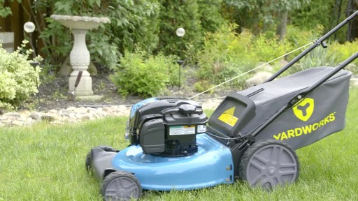 Yardworks Gas Mowers - image 10 from the video