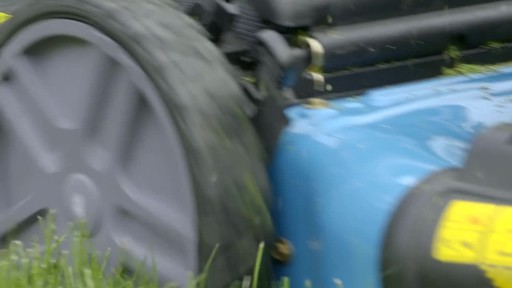Yardworks Gas Mowers - image 8 from the video