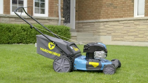 Yardworks Gas Mowers - image 9 from the video