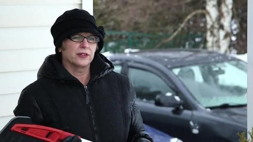 Garant EVA Snowbrush- Lise Testimonial - image 6 from the video
