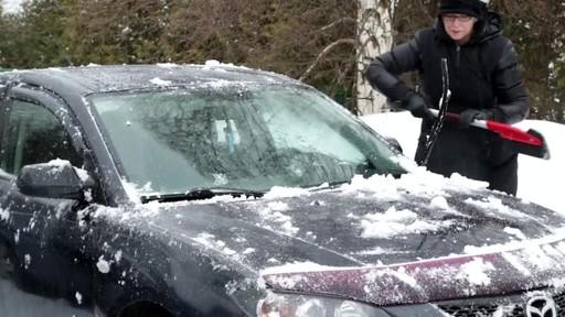 Garant EVA Snowbrush- Lise Testimonial - image 7 from the video