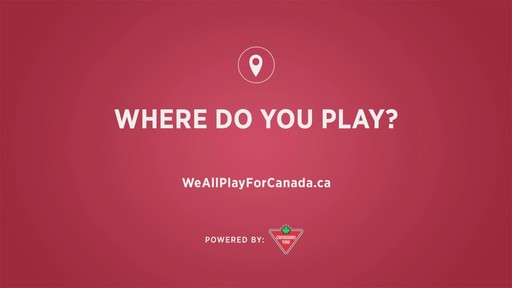 Playing for Canada on the soccer pitch - image 10 from the video