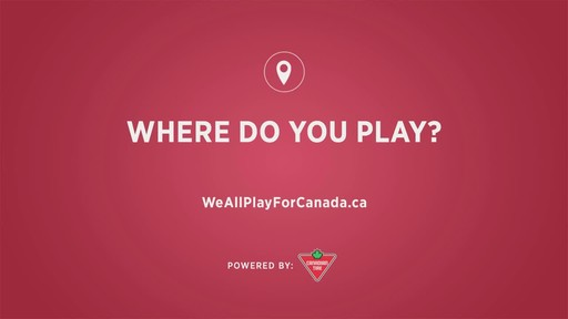 Playing for Canada on the soccer pitch - image 9 from the video