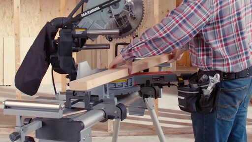 MAXIMUM Mitre Saw Stand - image 8 from the video