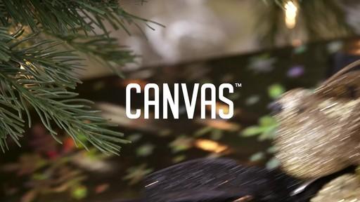 The CANVAS Christmas Gold collection - image 1 from the video