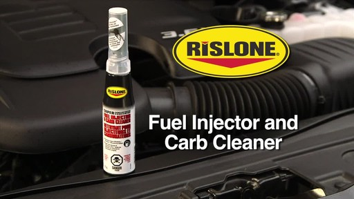 Rislone Fuel Injector and Carb Cleaner - image 10 from the video