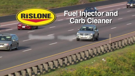 Rislone Fuel Injector and Carb Cleaner - image 7 from the video