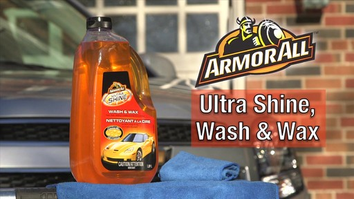 Armor All Ultra Shine Wash & Wax - image 10 from the video