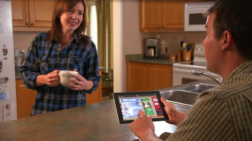 Canadian Tire iPad app: Flyer Preview Feature - image 1 from the video