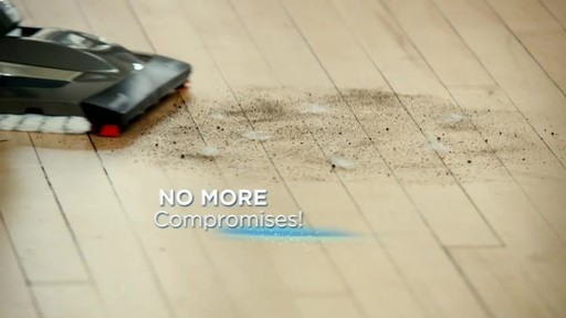 Bissell Symphony Complete™ All in One Vacuum and Steam Mop - image 1 from the video