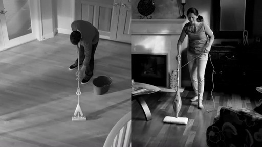 Bissell Symphony Complete™ All in One Vacuum and Steam Mop - image 10 from the video