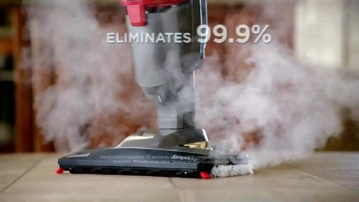 Bissell Symphony Complete™ All in One Vacuum and Steam Mop - image 4 from the video