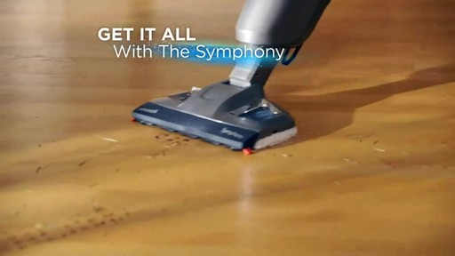 Bissell Symphony Complete™ All in One Vacuum and Steam Mop - image 5 from the video