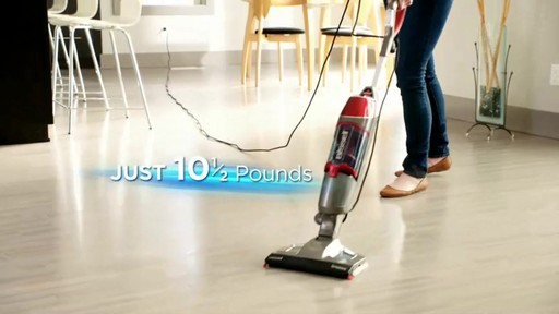 Bissell Symphony Complete™ All in One Vacuum and Steam Mop - image 9 from the video