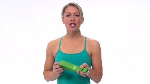 Gaiam Yoga Strap - image 5 from the video