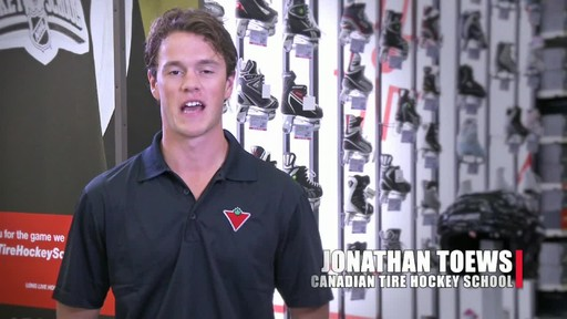 Bauer JT19 Hockey Equipment - image 2 from the video