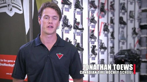 Bauer JT19 Hockey Equipment - image 3 from the video
