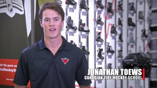 Bauer JT19 Hockey Equipment - image 4 from the video