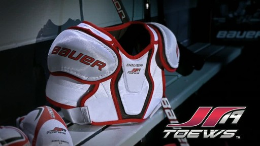 Bauer JT19 Hockey Equipment - image 7 from the video