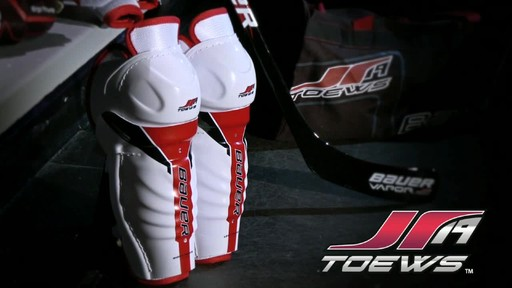Bauer JT19 Hockey Equipment - image 8 from the video