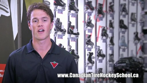 Bauer JT19 Hockey Equipment - image 9 from the video