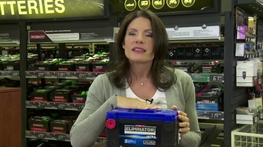 Benefits of MotoMaster Eliminator Ultra AGM Battery - image 10 from the video