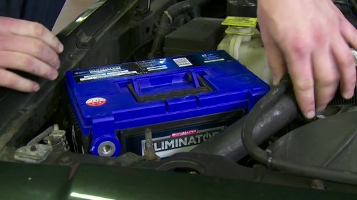 Benefits of MotoMaster Eliminator Ultra AGM Battery - image 5 from the video
