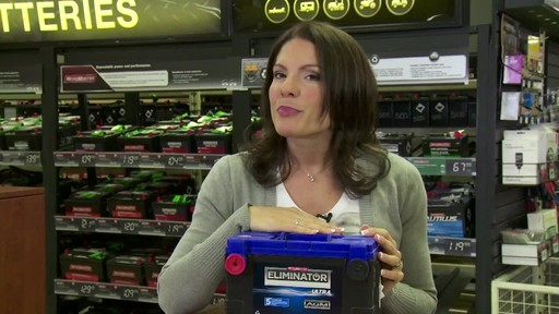 Benefits of MotoMaster Eliminator Ultra AGM Battery - image 9 from the video