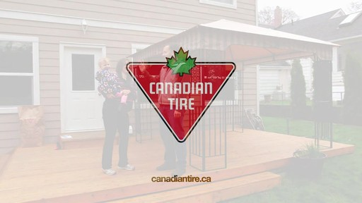 Patio Umbrella Lights Canadian Tire Lakeside EZ Up Gazebo English Canadian Tire