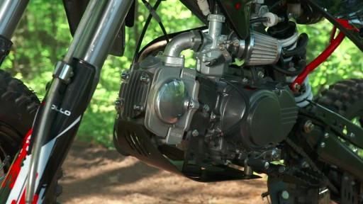 Apollo ADR 125 Dirt Bike - image 2 from the video