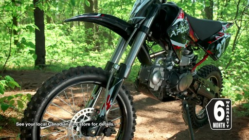 Apollo ADR 125 Dirt Bike - image 8 from the video