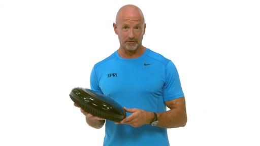 Spri Ignite Active Therapy Xerdisc Balance Disk - image 10 from the video