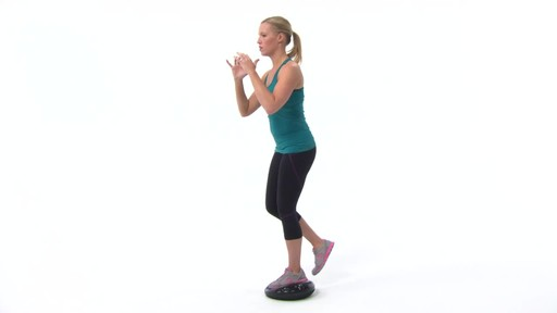 Spri Ignite Active Therapy Xerdisc Balance Disk - image 3 from the video