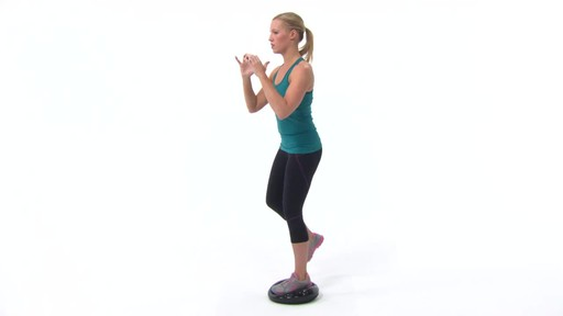 Spri Ignite Active Therapy Xerdisc Balance Disk - image 4 from the video