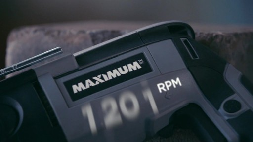 MAXIMUM Rotary Hammer Drill, 5/8-in - image 4 from the video